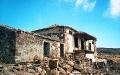 Gomera - Verfallenes Haus in der verlassenen Ortschaft .....