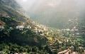 Gomera - Blick in das Valle Gran Rey