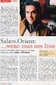 Screenshot Salam Orient 2006 Artikel